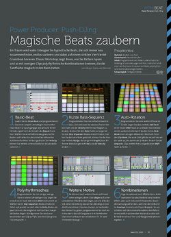 Beat Push-DJing - Magische Beats zaubern