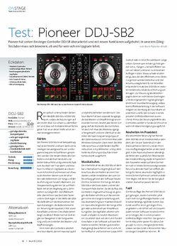 Beat Pioneer DDJ-SB2
