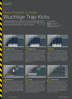 Beat FL Studio - Wuchtige Trap-Kicks