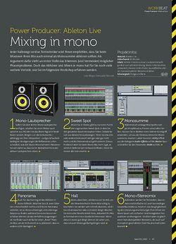 Beat Ableton Live - Mixing in mono