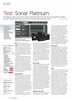 Beat Sonar Platinum