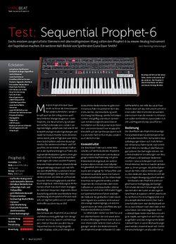 Beat Sequential Prophet-6