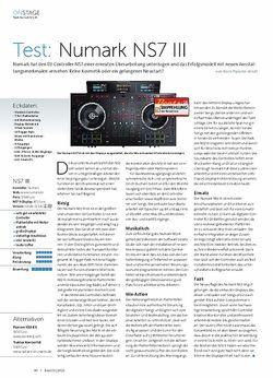 Beat Numark NS7 III
