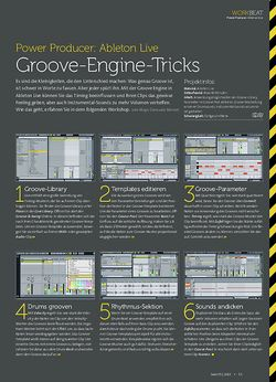Beat Ableton Live - Groove-Engine-Tricks