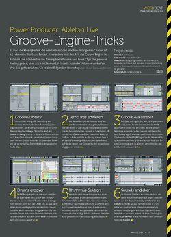 Beat Ableton Live - Groove-Engine-Tricks