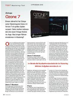 KEYS iZotope Ozone 7