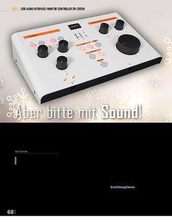 Professional Audio SPL Creon