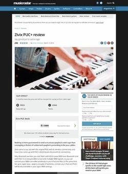 MusicRadar.com Zivix PUC+