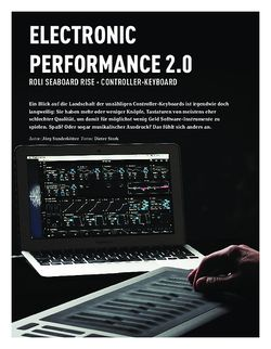 Keyboards ROLI SEABOARD RISE - CONTROLLER-KEYBOARD