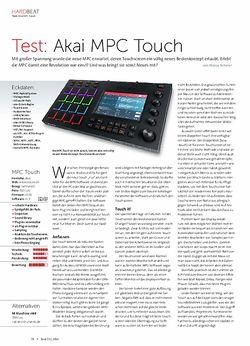 Beat Akai MPC Touch
