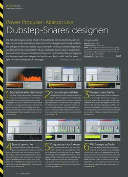 Beat Power Producer: Dubstep-Snares designen