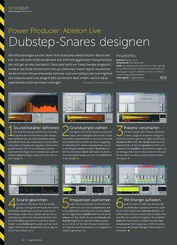 Beat Power Producer: Dubstep-Snares designen
