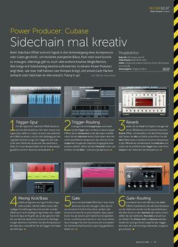 Beat Power Producer: Sidechain mal kreativ