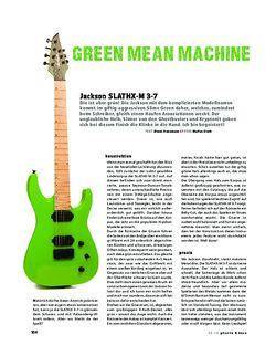 Gitarre & Bass Jackson SLATHX-M 3-7, E-Gitarre
