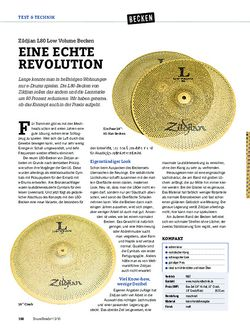 DrumHeads Zildjian L80 Low Volume Cymbals
