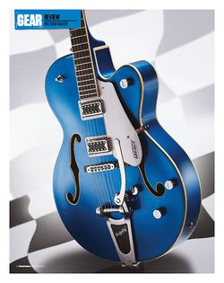 Total Guitar Gretsch G5420T Electromatic Hollow Body