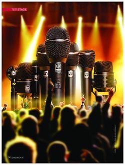 SOUNDCHECK Electro-Voice ND-Serie
