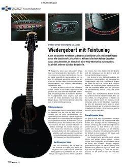 Guitar gear Akustikgitarre - Ovation 2771LX-5N Standard Balladeer