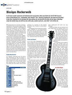 Guitar gear E-Gitarre - LTD EC-500