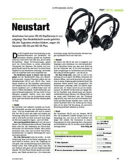 tastenwelt Sennheiser HD-25 & HD-25 Plus