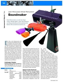DrumHeads Instrumente & Technik: Latin Percussion Small Percussion