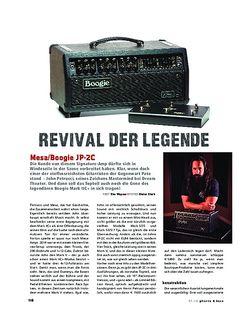 Gitarre & Bass Mesa JP-2C, John-Petrucci-Signature-Amp