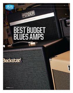 Total Guitar Roland Blues Cube Hot