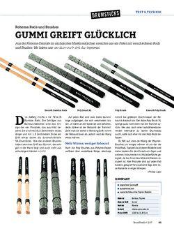 DrumHeads Rohema Rods und Brushes