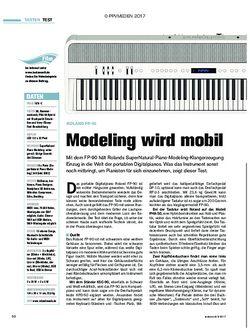 tastenwelt Roland FP-90