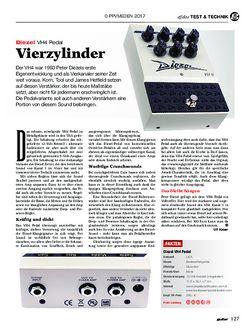 guitar Diezel VH4 Pedal