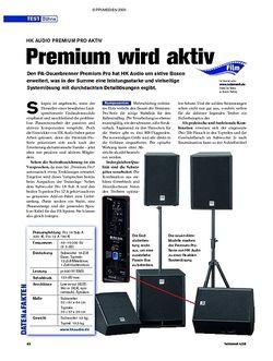Tastenwelt HK Audio Premium Pro aktiv