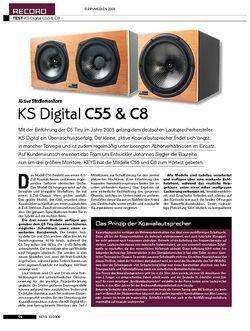 KEYS KS Digital C55 & C8