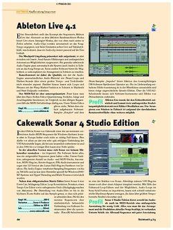 Tastenwelt Software: Kaufberatung Sequencer