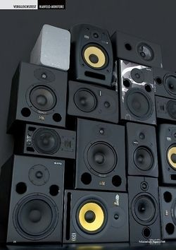 Professional Audio Wall of Sound