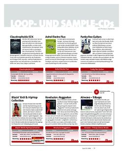 Beat LOOP- UND SAMPLE-CDs