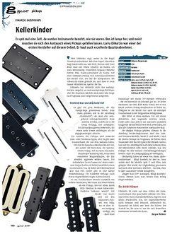 Guitar gear Pickups - DiMarzio Basspickups