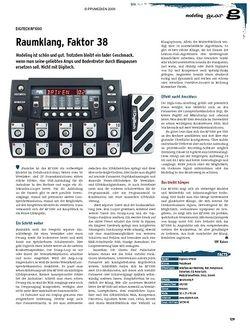 Guitar gear Modeling - Digitech RP1000
