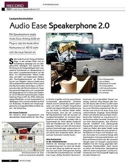 KEYS Audio Ease Speakerphone 2.0