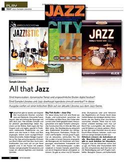 KEYS Jazz-Sample-Libraries