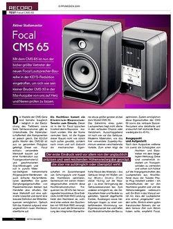 KEYS Focal CMS 65