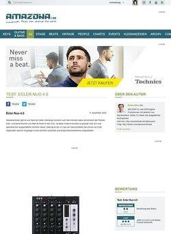 Amazona.de Test: Ecler Nuo 4.0