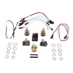 1 or 2 Pickups Wiring Kit EMG