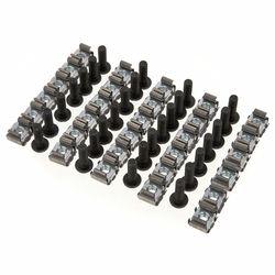 M5 Rack Nut Pack Set K&M