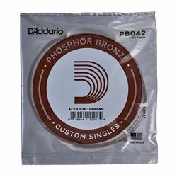 PB042 Single String Daddario