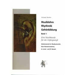 Musiklehre Rhythmik 1 Lern Material Musik