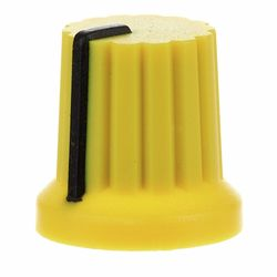 A-100 Rotary Knob Yellow Doepfer
