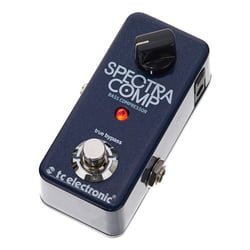 SpectraComp Bass Compressor TC Electronic
