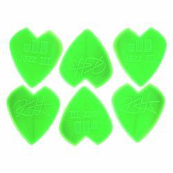 Kirk Hammett Jazz Picks 6 Pack Dunlop