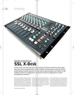 X-Desk