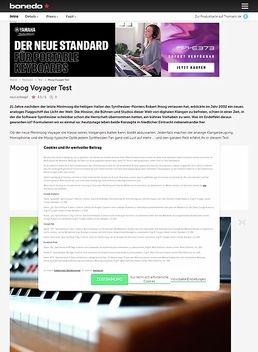Voyager RME Wood Handles